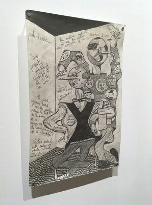 January 2017 Exhibition - Kate Klingbeil & Maren Karlson & Austin English, installation view