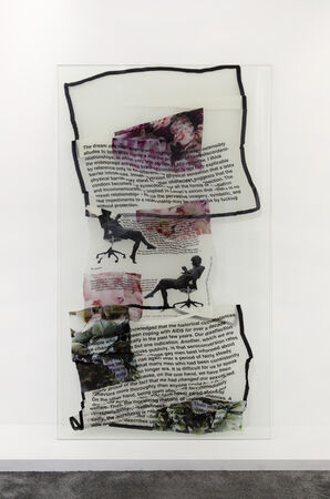 MY EPIDEMIC (a selection of silk scarves printed with texts on vulnerability, love, sex, prophylaxis and transparency)