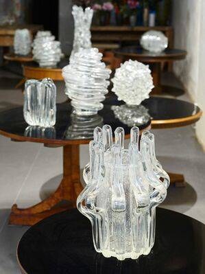 Ritsue Mishima - Istante, installation view