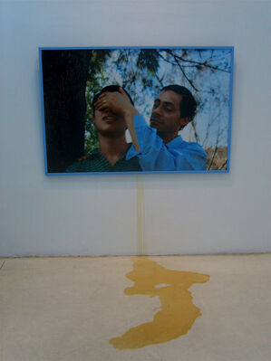 DÍAS DE CAMPO - Francisco Dussourd Larrabe, installation view