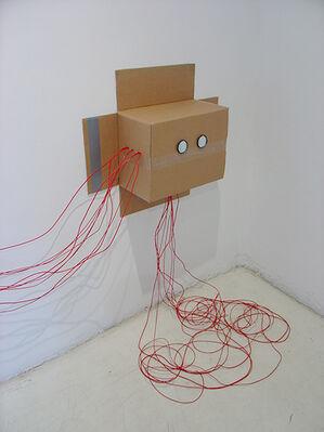 {{_}}\:::j k^=^ - Marcela Moraga, installation view