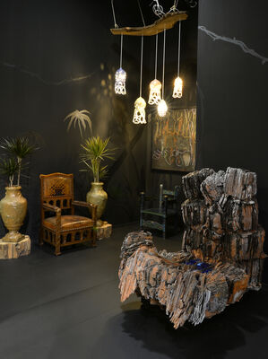Jason Jacques Gallery at TEFAF Maastricht 2020, installation view