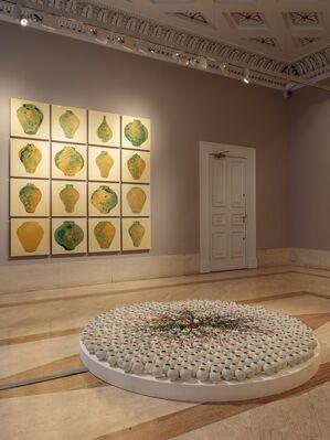 Ik-Joong Kang - The Moon Jar, installation view
