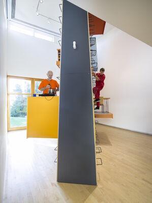 Alex Schweder and Ward Shelley: Your Turn, installation view