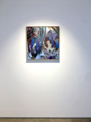 Gegam Kecherian: Refractions, installation view