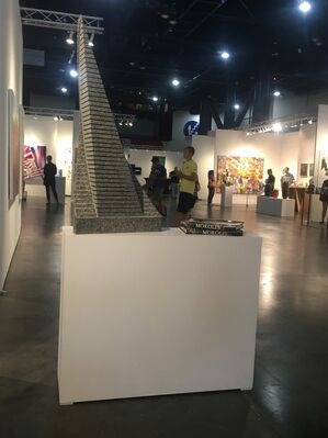 Artspace111 at Texas Contemporary 2016, installation view