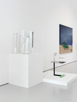 Less is a bore. Reflections on Memphis, installation view