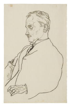 Portrait of Dr. Hugo Koller