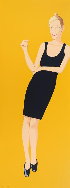 Alex Katz, 'Black Dress (Portfolio of 9)', 2015, Print, Silkscreen, Weng Contemporary