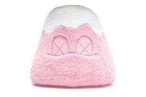 KAWS, 'KAWS: HOLIDAY Japan Mount Fuji Plush Toy (Pink), 2019', 2019