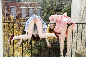 Ellen von Unwerth, 'Double Trouble, New York, ', 2008