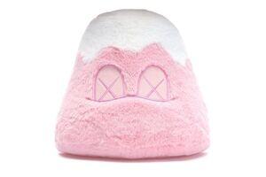 KAWS, 'KAWS: HOLIDAY Japan Mount Fuji Plush Toy (Pink)', 2019