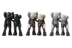 KAWS, 'Along The Way (Set of Three)', 2019