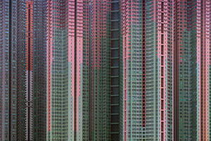 Michael Wolf (1954-2019), 'Architecture of Density #39', 2005