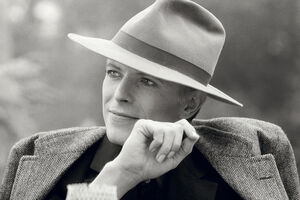 Terry O'Neill, 'David Bowie', 1975