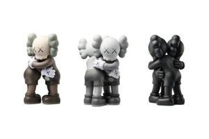 KAWS, 'TOGETHER (SET OF 3)', 2018