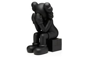 KAWS, 'PASSING THROUGH BLACK', 2013