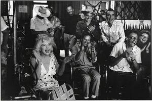 Elliott Erwitt, 'Marilyn Monroe, Reno, Nevada', 1960