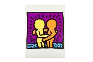 Keith Haring, 'Best Buddies'
