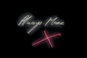 Tracey Emin, 'Always More X', 2015