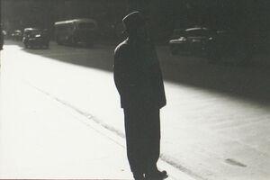 Saul Leiter, 'Sidewalk', 1950s