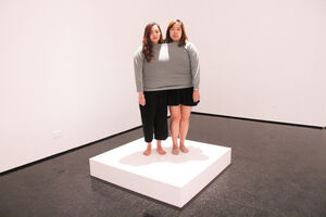 Erwin Wurm, 'Untitled (Double)', 2002