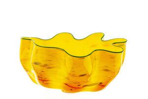 Dale Chihuly, 'Desert Yellow Macchia', 2006