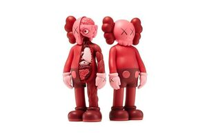 KAWS, 'COMPANION BLUSH (OPEN EDITION) - SET OF 2', 2017