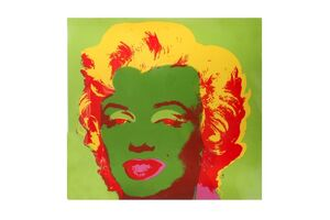 Andy Warhol, 'Sunday B Morning Marilyn Monroe'