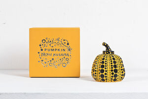 Yayoi Kusama, 'Pumpkin(Yellow)', ca. 2000