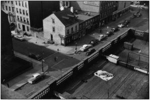 Elliott Erwitt, 'New York City', 1954