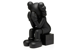 KAWS, 'Passing Through Black (Open Edition)', 2018