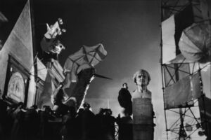 Henri Cartier-Bresson, 'Bastille Day Party, Paris', Circa 1952