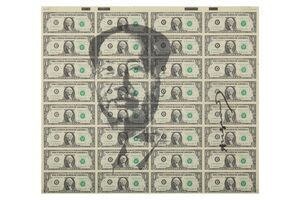 Andy Warhol, '32 Dollar Bills'
