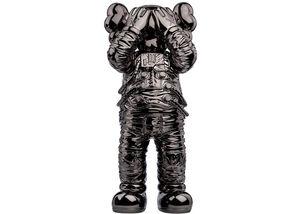 KAWS Holiday Space Figure Black