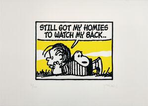 """Still Got My Homies To Watch My Back""  Cypress Hill"
