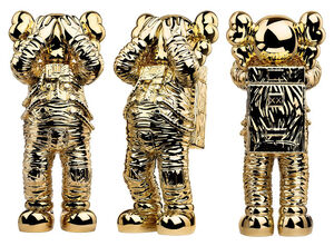 Holiday Space (Gold)