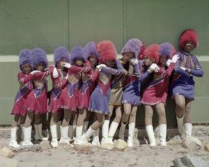 Avondale Primary Drum Majorettes