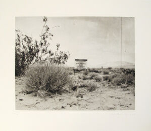 Desert Gravure