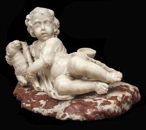 The Infant Saint John the Baptist with a Lamb