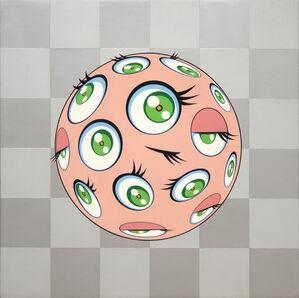 Eye Ball Pink