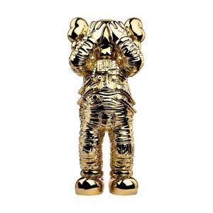 HOLIDAY SPACE (GOLD) - KAWS