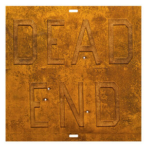 Rusty Signs - Dead End 2