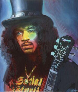 Slash Hendrix