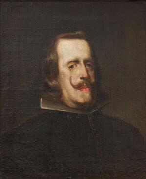 Portrait of Philip IV of Spain (Workshop)