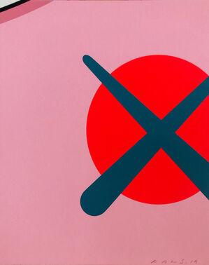 KAWS x MOCAD Unique Work