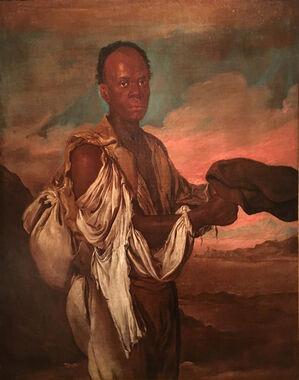 Portrait of a Moor