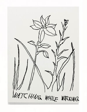 CREATIVITY KILLS WEED (STOLEN FLOWERS)