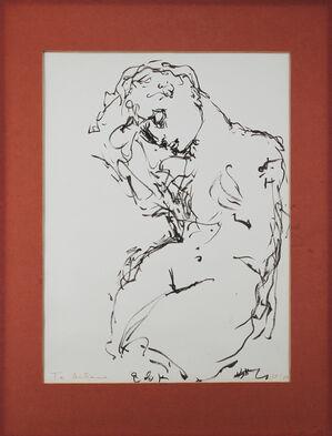 Untitled [Rodin Sculpture]