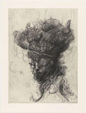 Half-Life #6 (after Rembrandt)